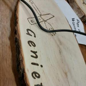 Diverse thumbnails houtbrand Workshops